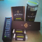 Intrigue Chocolate Company Kickstarter package
